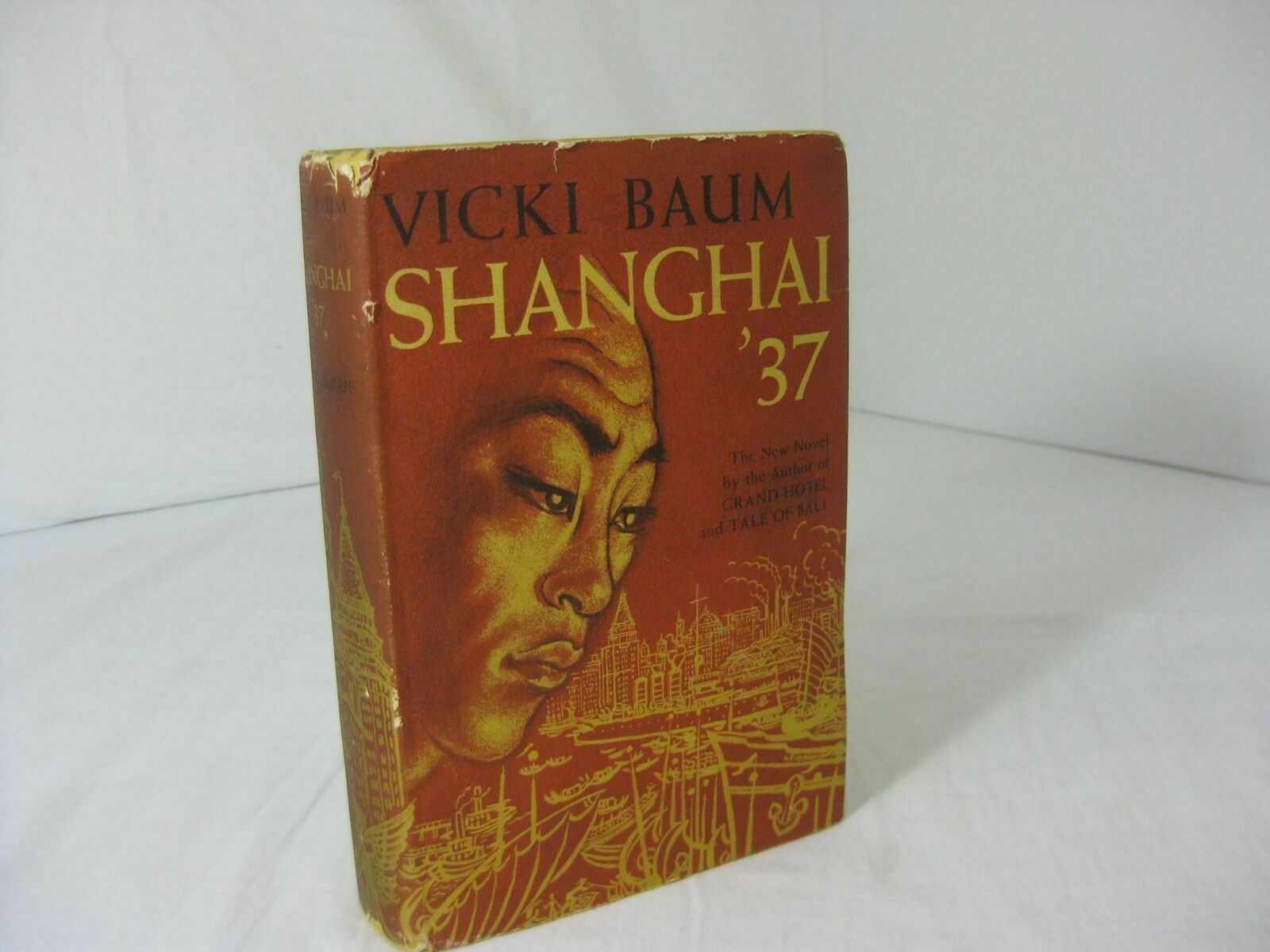 Primary image for Vicky Baum, Basil Creighton / SHANGHAI '37 1939 Reprint Edition
