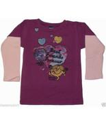 Junk Food Little Miss Giggles & Sunshine Bff Kinder 2fer T-Shirt Kleinkind - $34.37