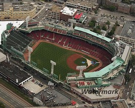 MLB Boston Red Sox Fenway Park Aerial View Color  8 X 10 Photo Pic Free ... - $8.99