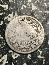 1846 Great Britain 1 Shilling Lot#L6965 Silver! - $11.30