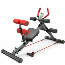 Home Ab Sit-ups Sporting Gear Goods Gym Fitness Equipment & Trainer Musc... - $175.00