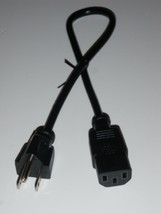 "Power Cord for Walmart GE Type P16 Percolator Models 106856R (24"")(3pin)... - $11.39"