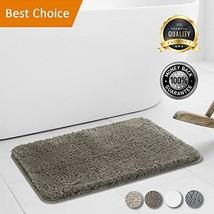 Walensee Bathroom Rug, Super Soft Microfiber Shaggy Bathroom Mat, Non-Sl... - $19.51