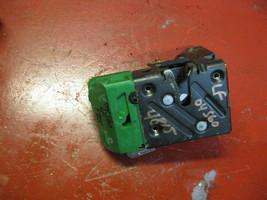 99 00 01 03 02 volvo s80 drivers side left front door latch power lock actuator