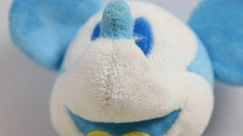 """Disney Parks 10"""" Blue Yellow Mickey Mouse Stuffed Plush Toy With Original Tags image 5"""