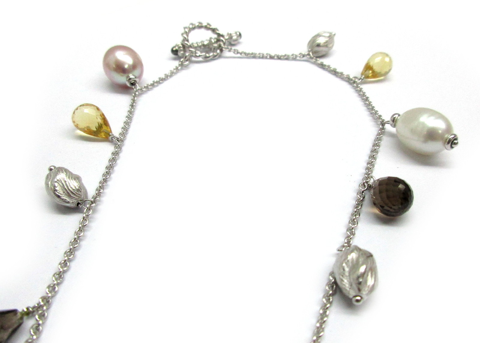 Roberto coin Women's .925 Silver Necklace image 4