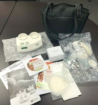BRAND NEW Ameda Purely Yours Double Electric Closed System Breast Pump  - $59.39