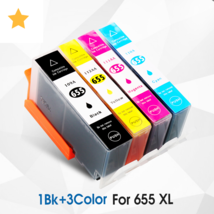 Compatible Ink Cartridge 655 XL  for HP655 Deskjet with chip - $30.83