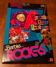 VINTAGE Barbie and the Rockers 1986 CONCERT TOUR FASHIONS OUTFIT IN BOX NEW - $39.60