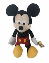 "Disney Mickey Mouse 90 Years The True Original Kohl's Cares 12"" Plush - $18.56"