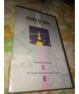 RARE Annenberg CPB Against All Odds Statistics VHS Tapes Mathematics #17-18 - $12.78