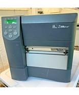 Zebra Z6MPlus DT/TT Thermal Shipping Label Printer Z6M00-2001-0030 Ethernet  - $296.99