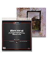 BCW 1-RSLV 33 RPM Record Sleeves 100 Count - $14.24