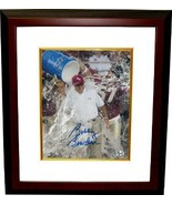 Bobby Bowden signed Florida State Seminoles 8x10 Photo Powerade Dunk Cus... - $98.95