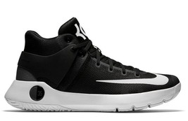 12 NEW! Nike KD Trey 5 IV 4 Men's Basketball Shoes Black White 844571-010 - $84.99