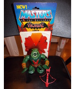 Vintage 1984 Masters Of The Universe MOTU Leech Figure With Weapon & Car... - $15.99