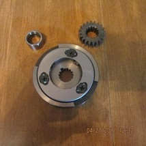 Starter clutch and outer gear for a 2004 Yamaha 80 Raptor - $30.00