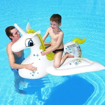 Baby Kids Swimming Pool Inflatable Float Water Rider Toy Summer Play Bea... - $30.85