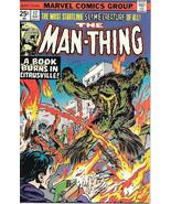Man-Thing Comic Book #17, Marvel Comics 1975 VERY FINE- - $8.32