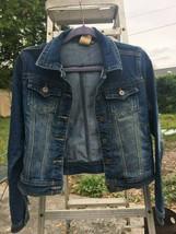 JOUJOU Jean Jacket, Women's Size Medium - $9.90