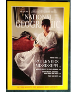 National Geographic Magazine MARCH 1989 Vol 175 No 3 Mississippi Like New - $12.30