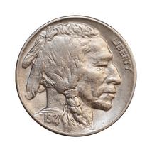 1927 D Buffalo Nickel - XF / EF / Extra Fine - $77.00