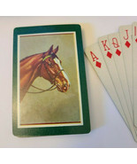 Horse Sevens through Aces Deck of Playing Cards   (#015) - $10.00