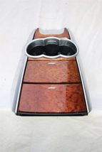 06-09 Mercedes W251 R320 R350 R500 Center Console Cup Holder Ashtray Storage image 3