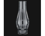 76810a clear glass 8.5 inch lamp chimney thumb155 crop