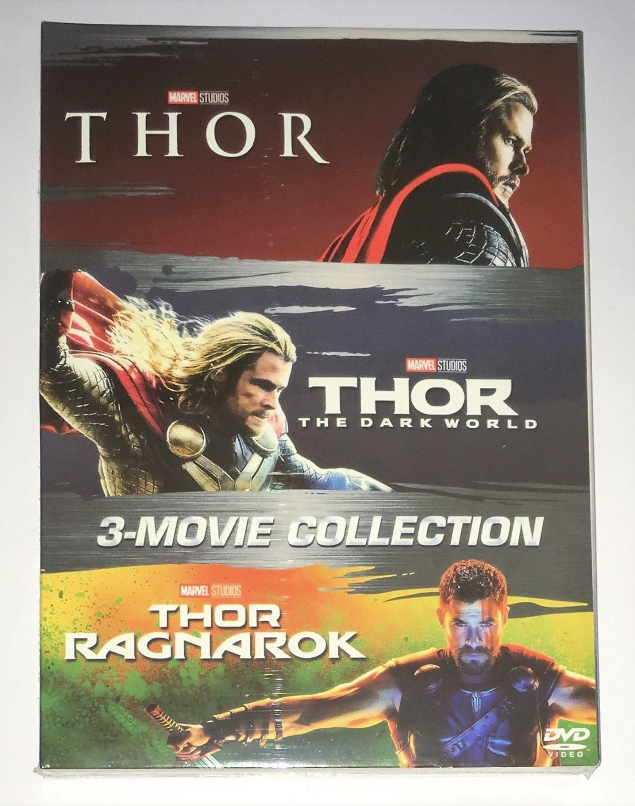 THOR 3-Movie Collection [DVD Box Set New] 1-3 Complete Trilogy 1 2 3