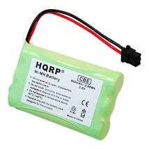 HQRP Home Cordless Phone Battery for Uniden BT-446 BT446 Energizer ER-P512 image 3