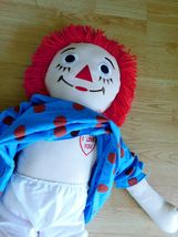 "(2) 36"" RAGGEDY ANN DOLLS with Hangtags Applause image 10"