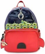 Loungefly Toy Story Claw Machine Aliens Pizza Planet Mini Backpack WDBK1037 - £61.14 GBP