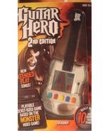 Guitar Hero 2nd Edition Handheld Game - $8.99