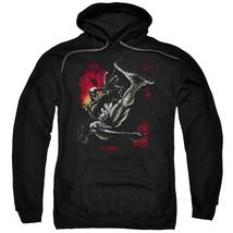 Batman - Kick Swing Adult Pull Over Hoodie Officially Licensed Apparel - $36.99+
