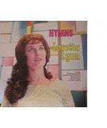 Loretta Lynn Hymns LP - $7.00