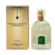 GUERLAIN IMPERIALE EAU DE COLOGNE NATURAL SPRAY 100 ML/3.4 FL.OZ. - $78.71