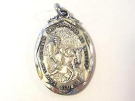 Vintage sterling silver 925 Geligious pendant - $15.00