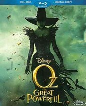 Oz the Great and Powerful (Blu-ray Disc, 2013)