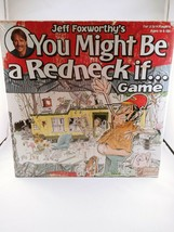 Jeff Foxworthy's, You Might Be a Redneck If...Game, 2006, Factory Sealed... - $12.99