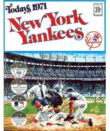 1971 dell todays team stamps new york yankees thurman munson rare autogr... - $24.99