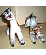 Ceramic Dogs ( 2- Dog Statues) - $6.95