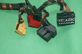 AUDI A4 S4 CABRIOLET COMFORT CONVENIENCE CONTROL MODULE CCM Wire Harness Plugs image 2