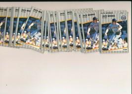 1989 Fleer Jack Morris Tigers #139 Lot of 30 - $2.22