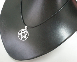 Handmade 925 Sterling Silver Him Necklace - $42.00