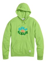 Converse X Tyler The Creator Golf Le Fleur Hoodie Hooded Sweatshirt Size... - $88.19