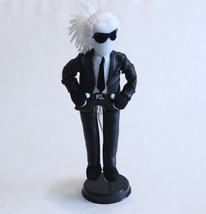 """Collectable Karl Lagerfeld for Sephora Doll 12""""  - $940.50"""