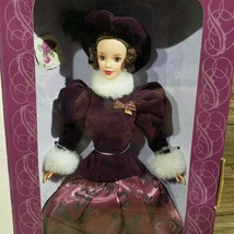 Mattel Barbie Holiday Traditions Special Edition 1996 Hallmark Doll Damaged Box - $9.90