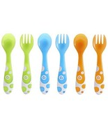Munchkin 6 Piece Fork and Spoon Set - $24.43