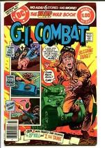 G.I. COMBAT #227-DC WAR-HAUNTED TANK FN/VF - $25.22